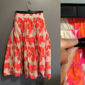 Size 22/24 Floral Skirt